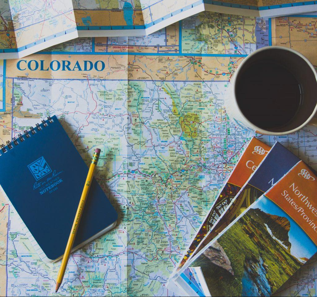 organizar viajr