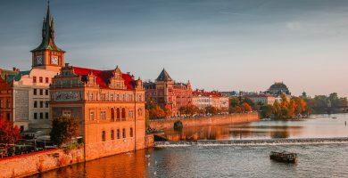 viajar a republica checa