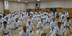 Japon Karate Carlos Carrasco